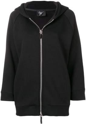 Giuseppe Zanotti Design Norwood hooded jacket