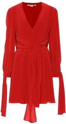 Stella McCartney Silk minidress