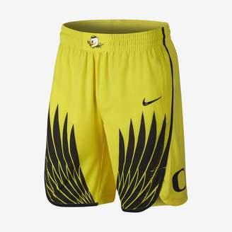 Nike College Authentic (Oregon) Men's Basketball Shorts