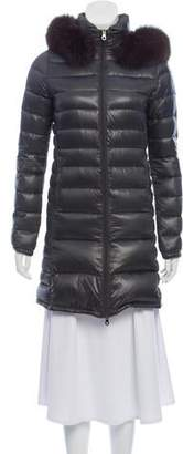 Duvetica Short Puffer Coat