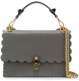 567609147ece Fendi Grey Shoulder Bags for Women - ShopStyle UK