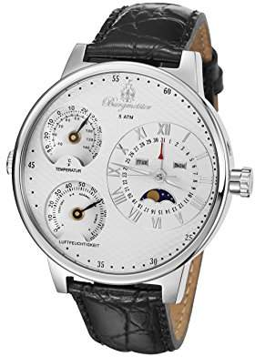 Burgmeister XXL Gents Quartz Watch Montana, BM309-113