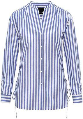 Sam Edelman Sleep Shirt with Side Ties