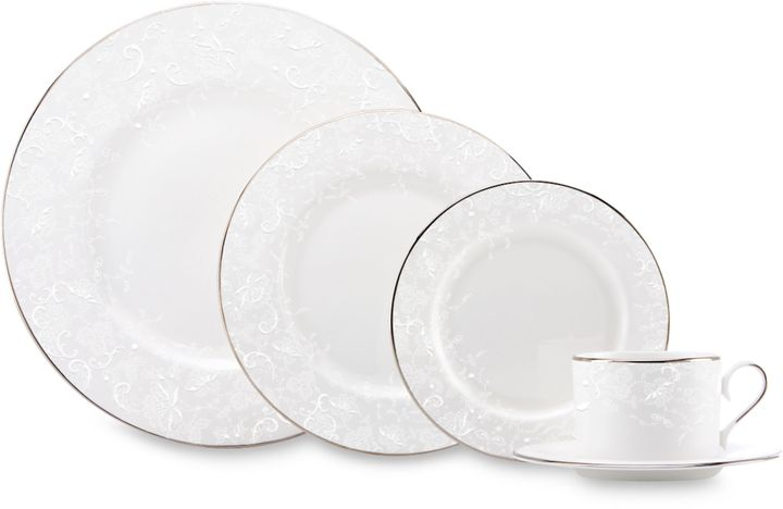 Marchesa by Lenox® Porcelain Lace Dinnerware