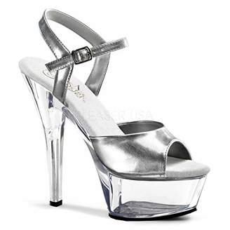 Pleaser USA Women's KISS-209/S/C Platform Sandal