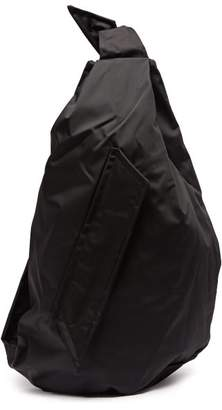 Raf Simons X Eastpak - Organised Sling Nylon One Shoulder Backpack - Mens - Black