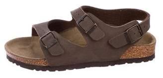 Birkenstock Kids' Suede Sandals