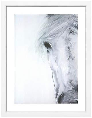 William Stafford Shy Horse Art