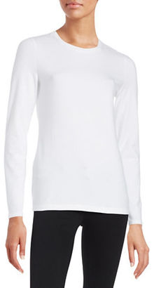 Lord & Taylor Long Sleeve Tee $24.95 thestylecure.com