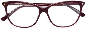 Christian Dior square frame glasses