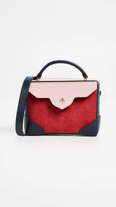 Atelier MANU Micro Bold Combo Top Handle Bag