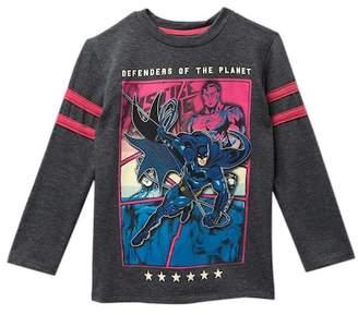 Dx-Xtreme Justice League Patriot Club Sweatshirt (Little Boys)