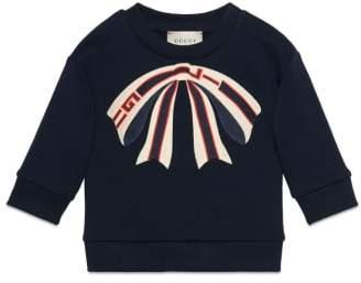 Gucci Bow Applique Sweatshirt