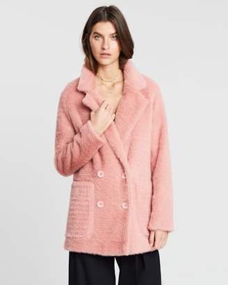 Wish Simple Things Coat