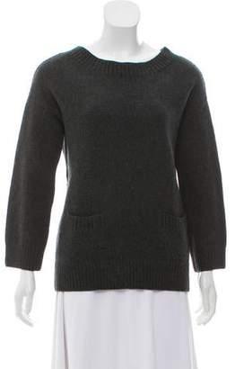 Ralph Lauren Black Label Wool Rib Knit Sweater