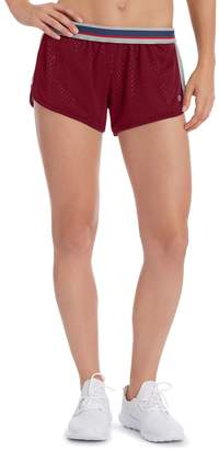Champion Women's Reversible Mesh Jersey Shorts