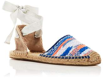 Soludos Espadrille Sandals - Malhia Kent Static Lace Up