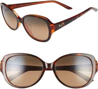 Maui Jim Swept Away 56mm PolarizedPlus2(R) Sunglasses