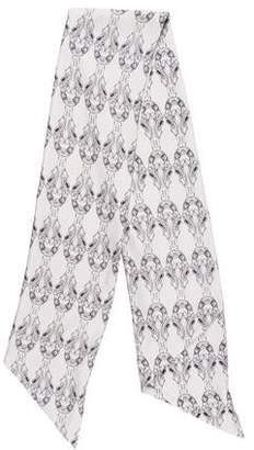 Thomas Wylde Silk Printed Shawl