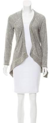Splendid Knit Asymmetrical Cardigan