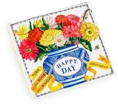Abrams Books Happy Day Bouquet In A Book