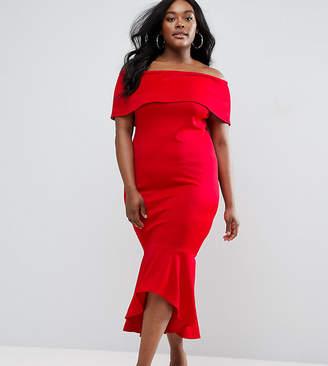Club L Red Plus Size Dresses On Sale Shopstyle