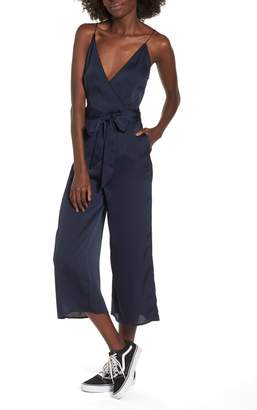 The Fifth Label Moonlit Satin Jumpsuit