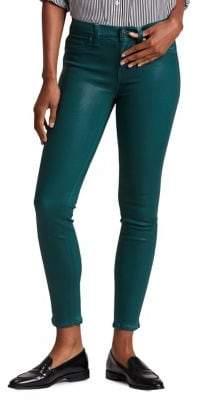 Hudson Jeans Nico Twill Ankle Skinny Jeans