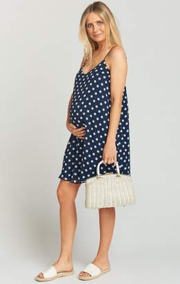 Show Me Your Mumu Maternity Circus Dress ~ Dippin Dot