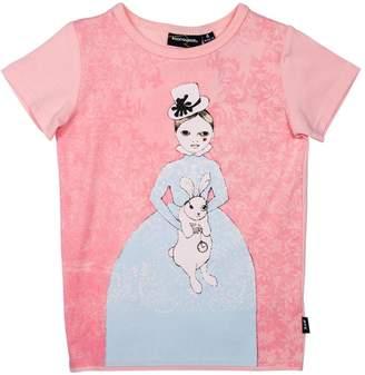 Rock Your Baby White Rabbit T-shirt