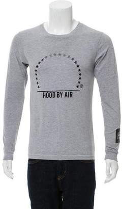 Hood by Air Long-Sleeve Graphic T-Shirt