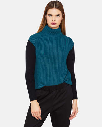 Oxford Yasmin Colour Block Knit