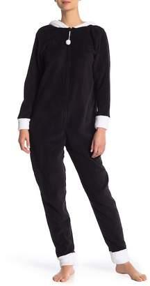 Couture PJ Panda Hood Jumpsuit