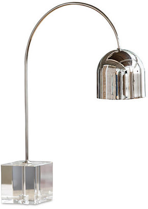 Regina-Andrew Design Crystal Base Dome Table Lamp - Regina Andrew Design