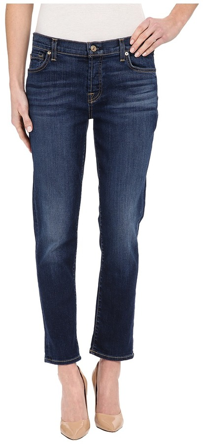 7 For All Mankind 7 For All Mankind Josefina in Medium Timeless Blue