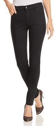 J Brand Maria High Rise Skinny Jeans in Admiration
