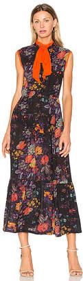 Raquel Allegra Prairie Maxi Dress