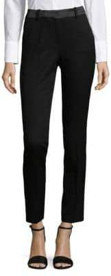The Kooples Casual Belted Trousers