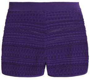 Missoni Jacquard-Knit Shorts