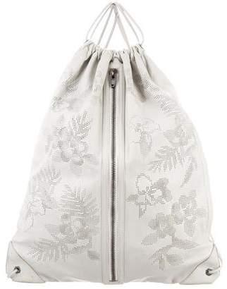 Alexander Wang Perforated Floral Bag