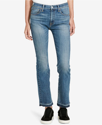 Denim & Supply Ralph Lauren Madison Crop Flared Jeans $125 thestylecure.com