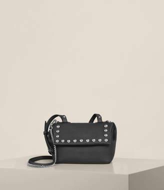 AllSaints Cami Leather Mini Crossbody Bag