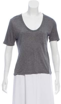 Alexander Wang Knit Short Sleeve T-Shirt