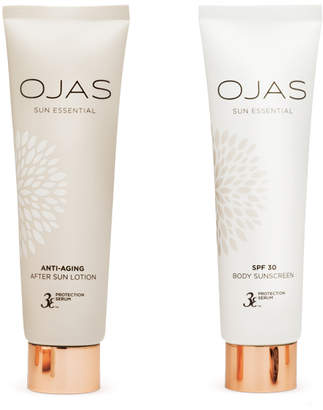 Ojas SPF 30 Body Sunscreen + Anti-Aging After Sun Lotion