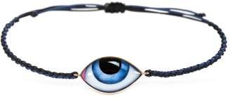 Lito Enameled Eye Bracelet