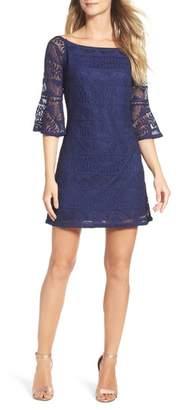 NSR Off the Shoulder Lace Dress