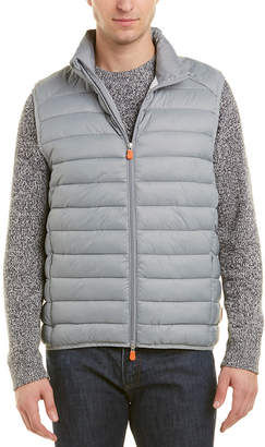 Save The Duck Basic Packable Vest