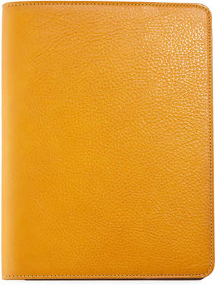 Graphic Image Refillable Leather Notebook