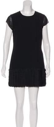 Ted Baker Short Sleeve Mini Dress
