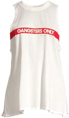Spiritual Gangster Gangsters Cotton Muscle Tank